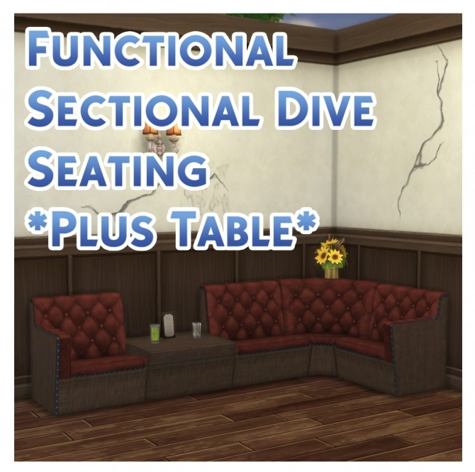 Functional Sectional Dive Seating Plus Table by Menaceman44 at Mod The Sims image 7715 670x665 Sims 4 Updates