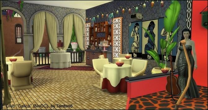 Calico Club Nocc at Tanitas8 Sims image 809 670x356 Sims 4 Updates