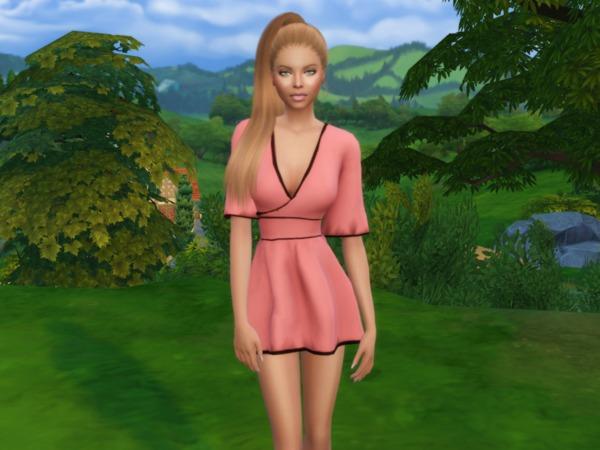Sabrina Clarke by divaka45 at TSR image 8105 Sims 4 Updates