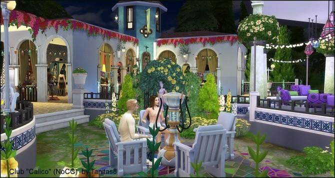 Calico Club Nocc at Tanitas8 Sims image 8114 670x356 Sims 4 Updates