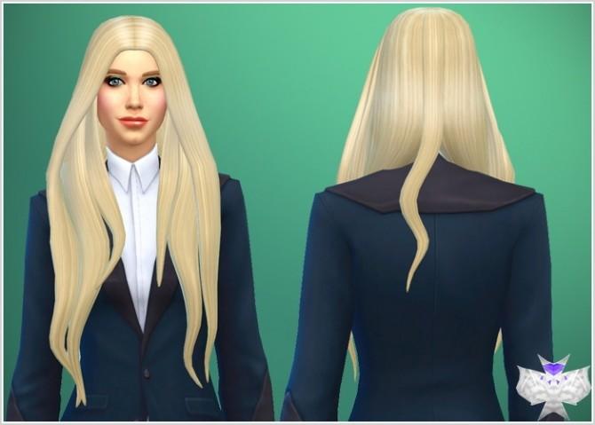 Rose Hair at David Sims image 8210 670x479 Sims 4 Updates