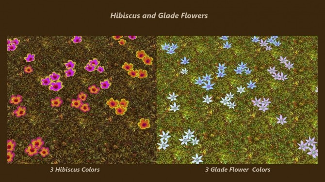 Scattered Blooms by Snowhaze at Mod The Sims image 8310 670x377 Sims 4 Updates
