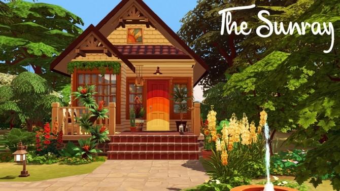 Sims 4 Rockview Village at Jenba Sims