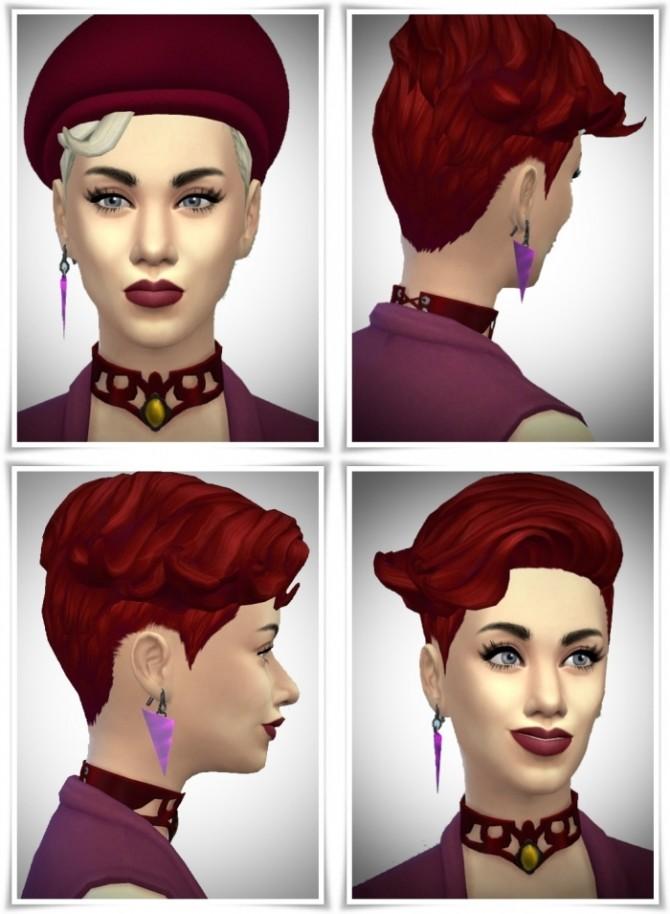 Sims 4 Lisa E. Hair at Birksches Sims Blog