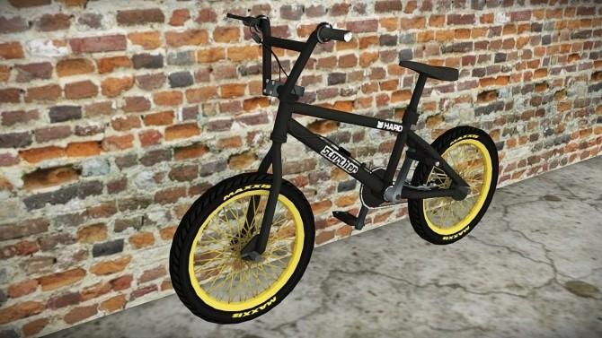 Sims 4 BMX Bike & Helmet at MXIMS
