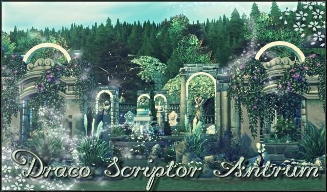 Draco Scriptor Antrum (Spa) at Petka Falcora image 8721 670x394 Sims 4 Updates