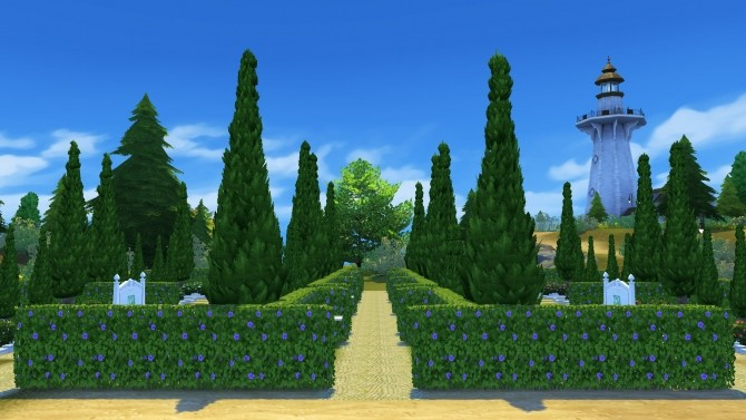 Sims 4 Brindleton Bay Cemetery by Brinessa at Mod The Sims