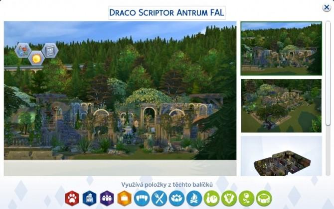 Draco Scriptor Antrum (Spa) at Petka Falcora image 8821 670x421 Sims 4 Updates