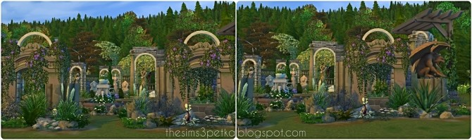 Draco Scriptor Antrum (Spa) at Petka Falcora image 8921 670x199 Sims 4 Updates