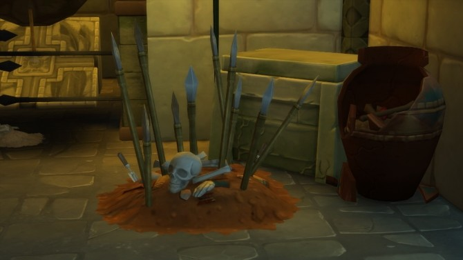 Attention Deadly Trap Temple Excavation #4 by Sri at Mod The Sims image 9019 670x377 Sims 4 Updates