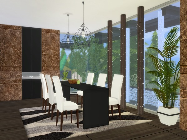 Sims 4 Aolani house by Suzz86 at TSR