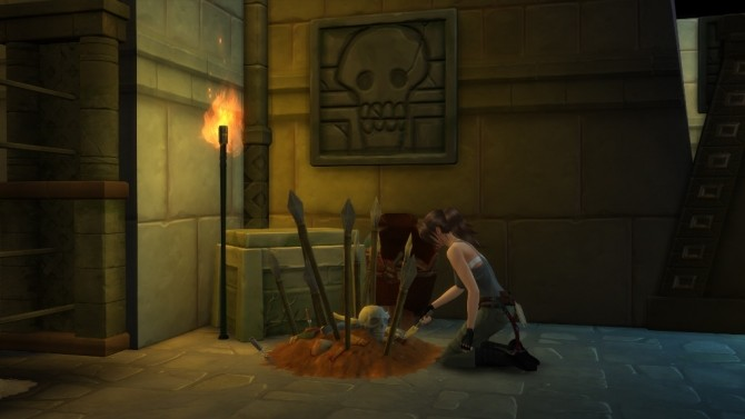 Attention Deadly Trap Temple Excavation #4 by Sri at Mod The Sims image 9123 670x377 Sims 4 Updates
