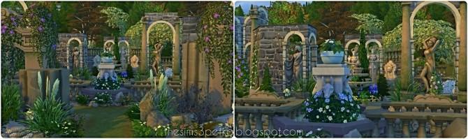 Draco Scriptor Antrum (Spa) at Petka Falcora image 9125 670x199 Sims 4 Updates