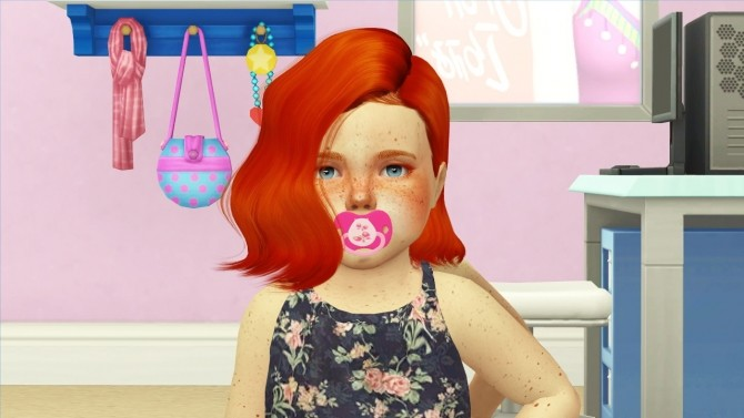 WINGS HAIR TS4 OE0309 F TODDLER VERSION 1 at REDHEADSIMS – Coupure Electrique image 9212 670x377 Sims 4 Updates