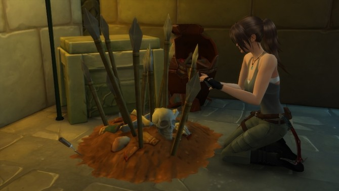 Attention Deadly Trap Temple Excavation #4 by Sri at Mod The Sims image 9220 670x377 Sims 4 Updates