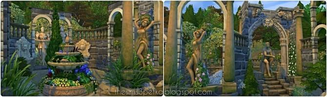 Draco Scriptor Antrum (Spa) at Petka Falcora image 9222 670x199 Sims 4 Updates