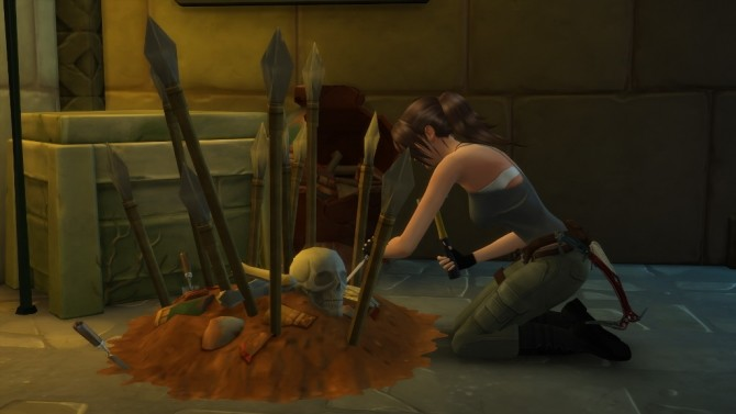 Attention Deadly Trap Temple Excavation #4 by Sri at Mod The Sims image 9318 670x377 Sims 4 Updates