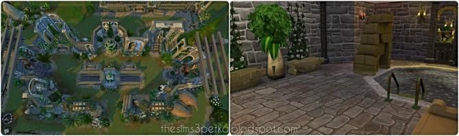Draco Scriptor Antrum (Spa) at Petka Falcora image 9320 670x199 Sims 4 Updates