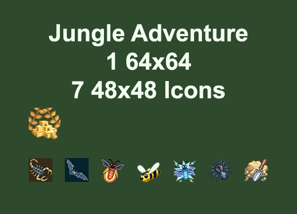 Jungle Adventure Icons by Simmiller at Mod The Sims image 94 Sims 4 Updates