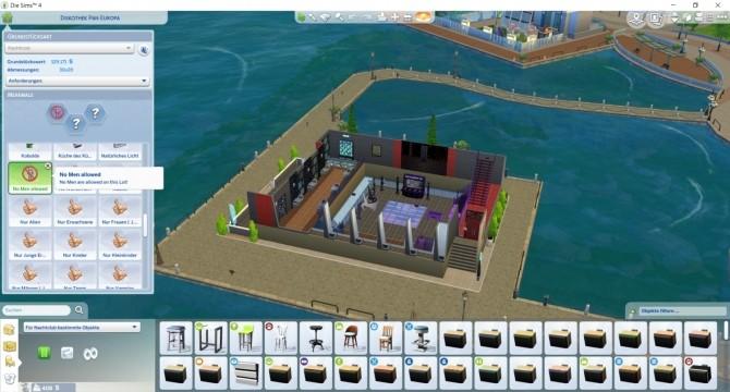 Sims 4 Gender Custom Lot Traits at LittleMsSam