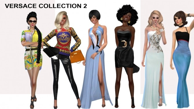 V. collection 2 by Aharon (P) at Rhowc image 9913 670x377 Sims 4 Updates