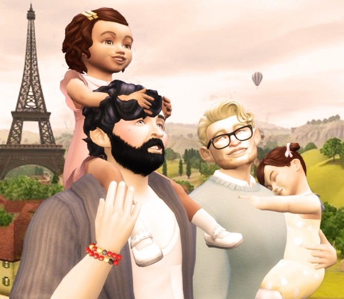 Sims 4 A picture for your sims wall by Vargas at Mod The Sims