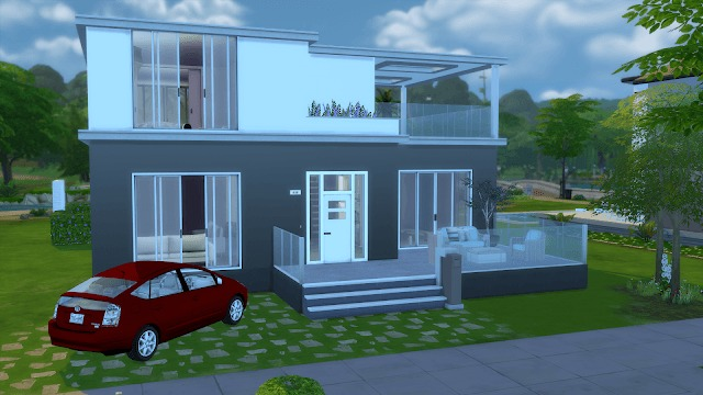 Modern & Luxury Bloggers House at Dinha Gamer image 104 1 Sims 4 Updates
