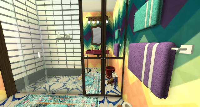 Veronika bathroom at Pandasht Productions image 1075 Sims 4 Updates