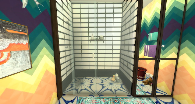 Veronika bathroom at Pandasht Productions image 1086 Sims 4 Updates