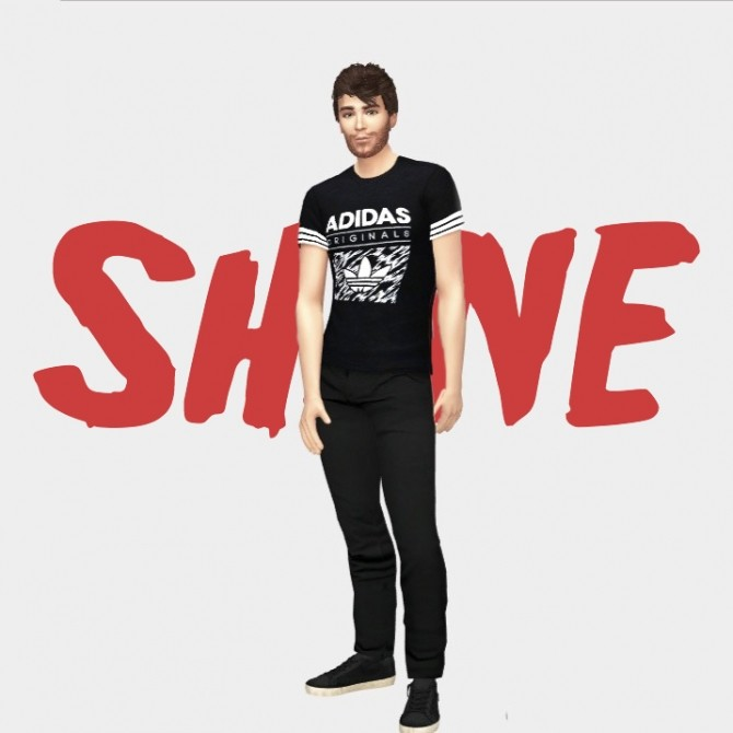 Shane Dawson by UltraviolentFawn at Mod The Sims image 11412 670x670 Sims 4 Updates