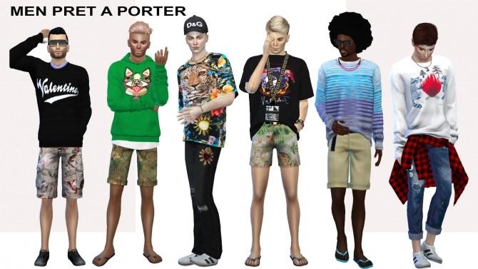 Men Pret A Porter 2018 (P) at Rhowc image 1225 670x377 Sims 4 Updates