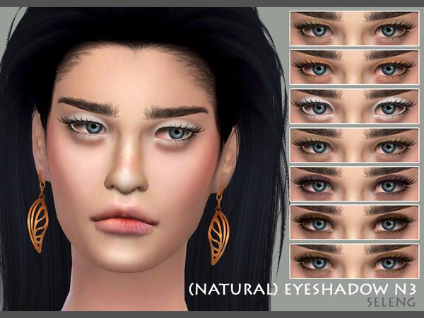 Eyeshadow N3 by Seleng at TSR image 1233 Sims 4 Updates