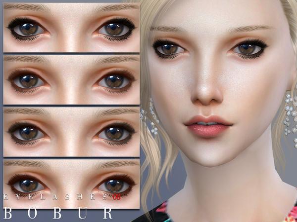 Eyelashes 08 by Bobur3 at TSR image 1252 Sims 4 Updates