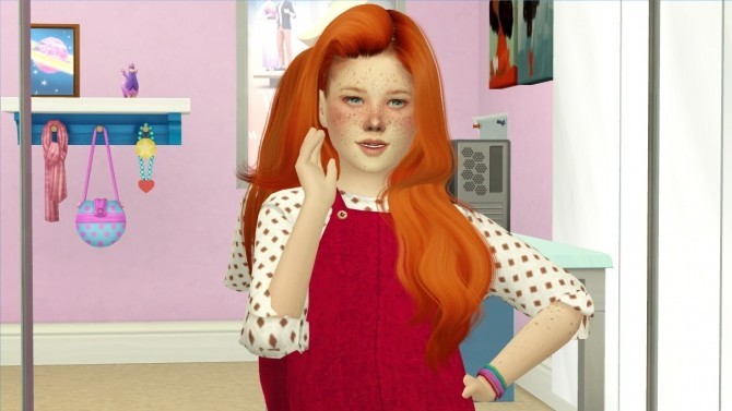 WINGS OE0414 F HAIR KIDS VERSION at REDHEADSIMS – Coupure Electrique image 1305 670x377 Sims 4 Updates