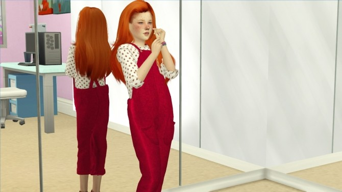WINGS OE0414 F HAIR KIDS VERSION at REDHEADSIMS – Coupure Electrique image 1325 670x377 Sims 4 Updates