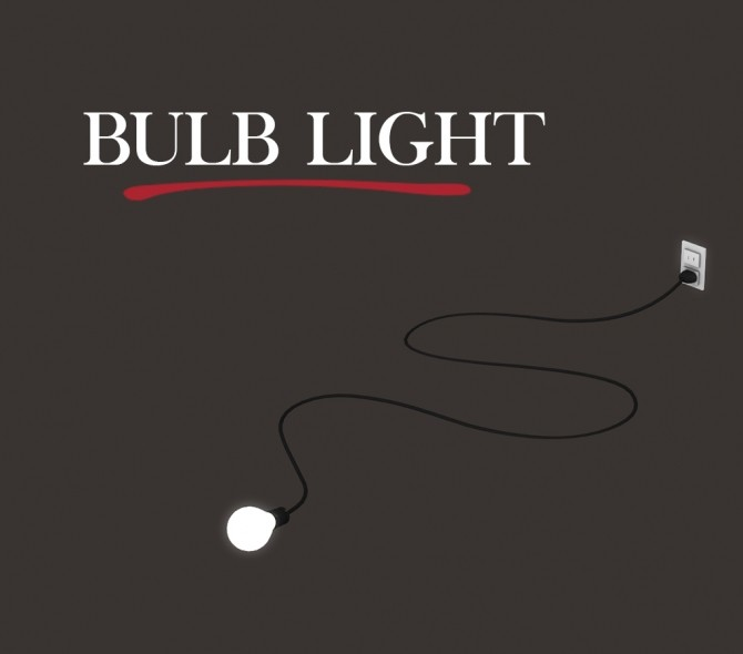 Bulb Light at Leo Sims image 1346 670x590 Sims 4 Updates