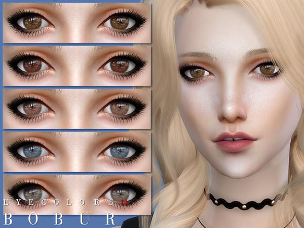 Eyecolors 11 by Bobur3 at TSR image 1363 Sims 4 Updates