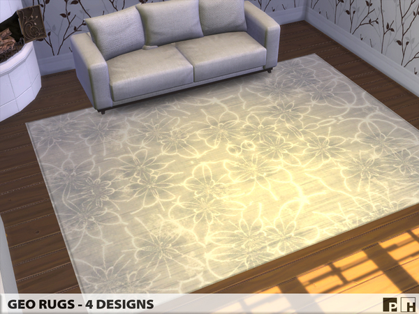 Geo Rugs by Pinkfizzzzz at TSR image 1382 Sims 4 Updates