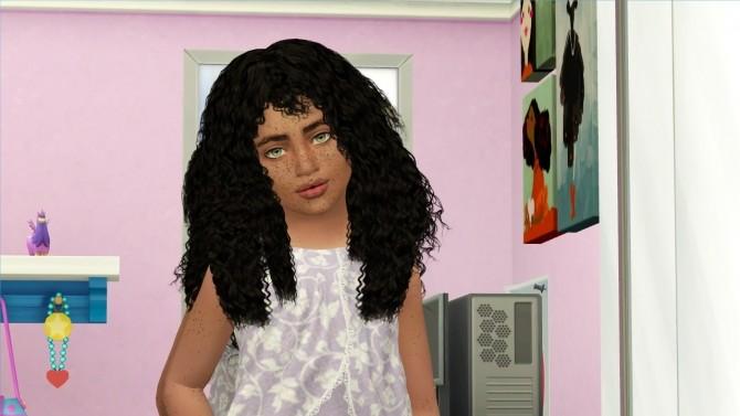Sims 4 MYOS HAIR KIDS AND TODDLER VERSION at REDHEADSIMS