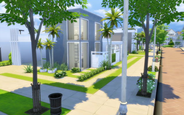 House 39 Modern at Via Sims image 1554 Sims 4 Updates