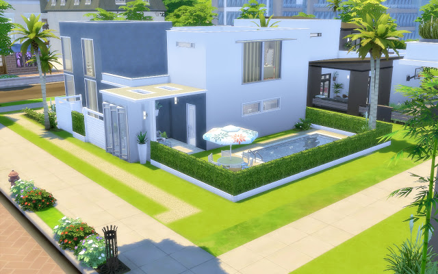 House 39 Modern at Via Sims image 1564 Sims 4 Updates