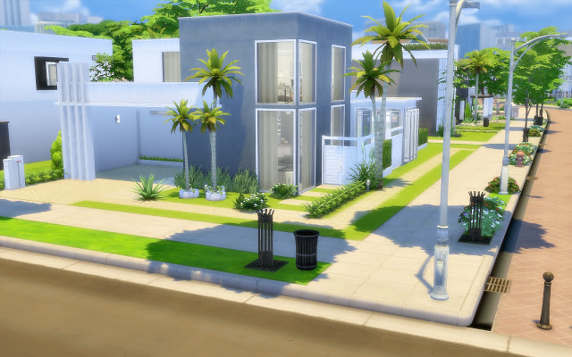 House 39 Modern at Via Sims image 1574 Sims 4 Updates