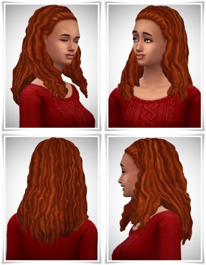 Stiritup Hair female at Birksches Sims Blog image 165 670x859 Sims 4 Updates