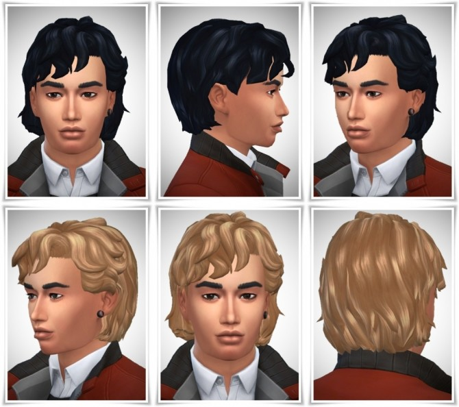 CurlyBangs male at Birksches Sims Blog image 166 670x594 Sims 4 Updates