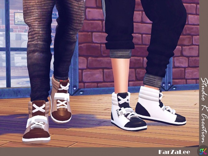 Casual Sneakers at Studio K Creation image 1774 670x502 Sims 4 Updates