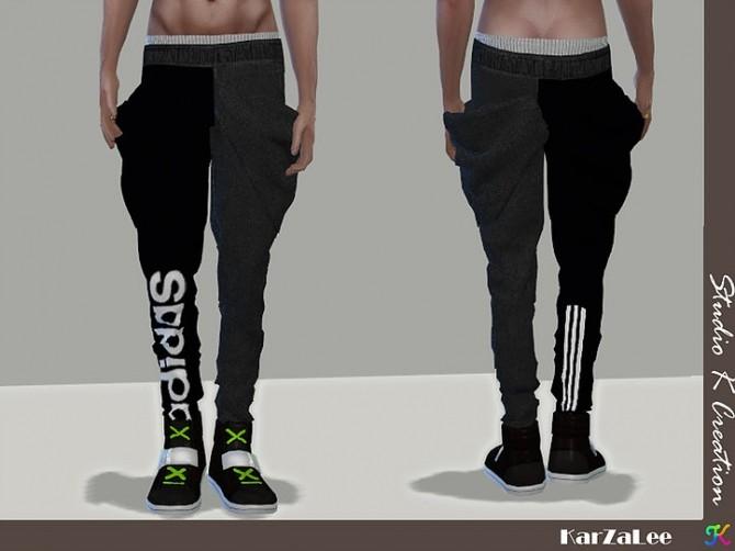 Giruto 52 baggy pants at Studio K Creation image 1794 670x502 Sims 4 Updates