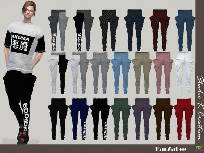 Giruto 52 baggy pants at Studio K Creation image 1804 670x502 Sims 4 Updates