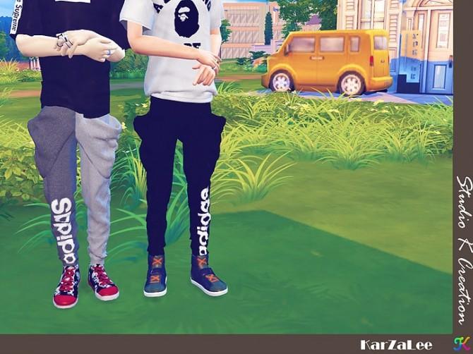 Giruto 52 baggy pants at Studio K Creation image 1818 670x502 Sims 4 Updates