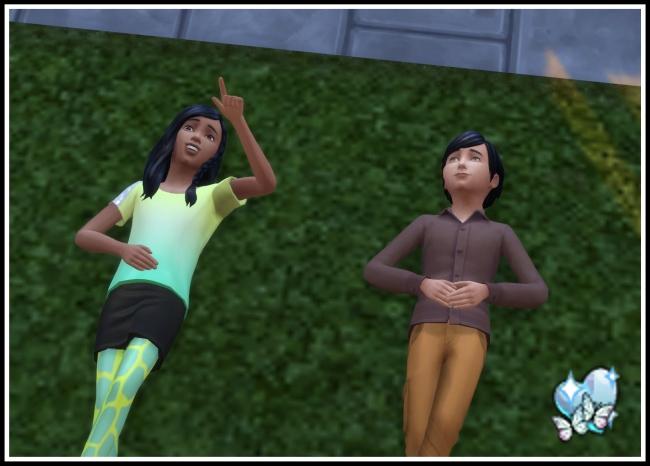 Sims 4 First Love mod at LittleMsSam