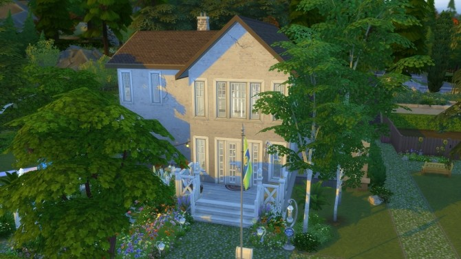 The White House by richrush at Mod The Sims image 1861 670x377 Sims 4 Updates